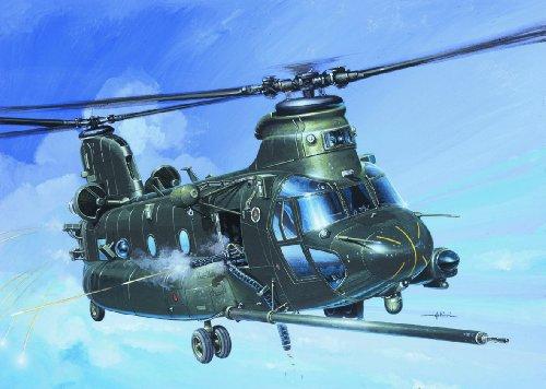 ITALERI 551218 1/72 MH-47 E SOA Chinook ITAS1218