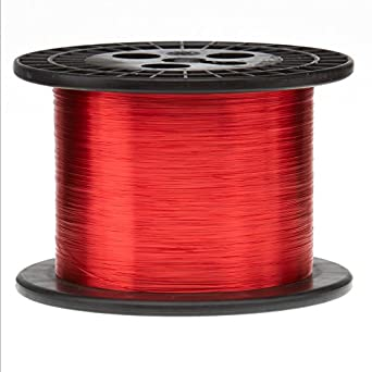 Remington industries 27sns 27 awg magnet wire enameled copper wire remington industries 27sns 27 awg magnet wire enameled copper wire 50 lb greentooth Choice Image