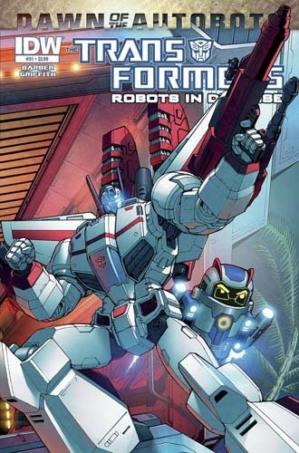 Download Transformers Robots In Disguise #31 Dawn O/T Autobots pdf