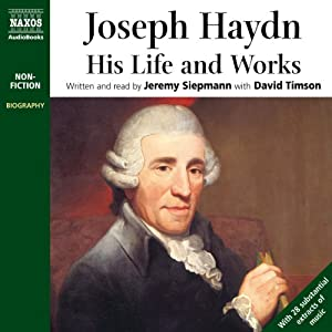 Joseph Haydn Audiobook