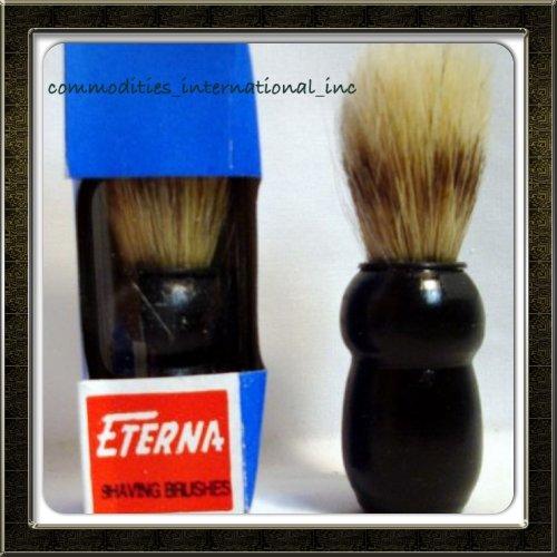 Marvy Eterna First Class Shaving Mug Brush w/ 100%soft Boar Bristles Excellent Gift from MARVY ETERNA