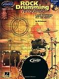 Rock Drumming Workbook, Ed Roscetti, 0634078836