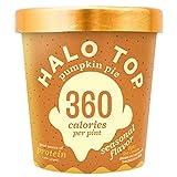 Halo Top, Pumpkin Pie Ice Cream, Pint (4 Count)