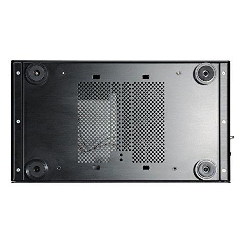 Lian Li PC-Q25B Black Aluminum Mini-ITX Tower Computer