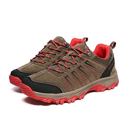 para con Altura Grandes Cómodos Zapatos Casuales para Hombres Zapatos 36 New EU Zapatos Aire 45 Hombre para al Size Mujeres para Libre para Caminar Correr Otoño Invierno Andar poca w0qRaxaBn