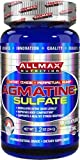 ALLMAX AGMATINE SULFATE, Nitric Oxide – Perpetual Pump, Pharmaceutical Grade, Dietary Supplement, 34g