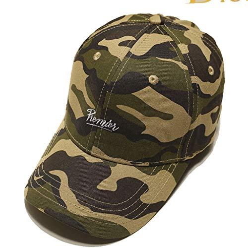 SLH メンズ野球帽トレンドヒップホップレジャースポーツカーブした庇サマー女性シンプルなサンシェードキャップ。