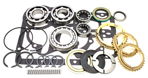 Transparts Warehouse BK129WS Chevy SM465 Transmission Rebuild Kit with rings