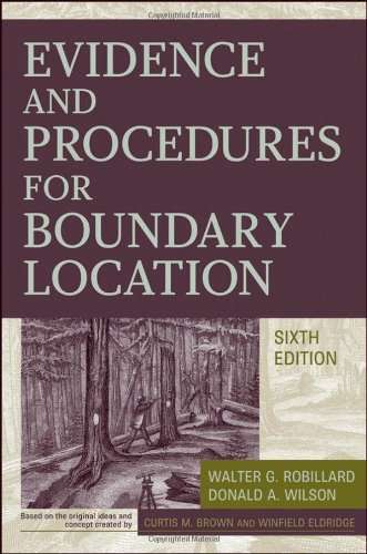 Evidence+Proc.For Boundary Location
