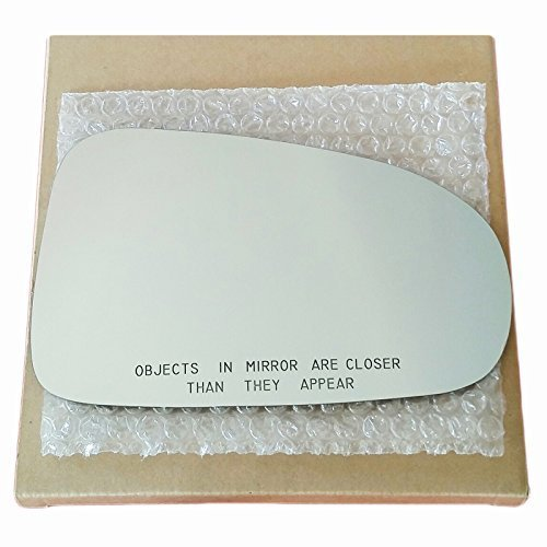Chevrolet Truck Door Glass - Mirror Glass and Adhesive 00 - 05 Chevy Impala Passenger Right Side Replacement