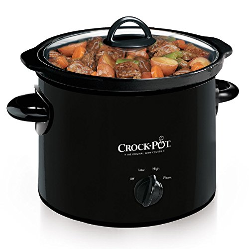 Crock-Pot Manual Slow Cooker, 3 Quart (SCR300-B) by Crock-Pot (Image #2)