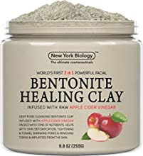 Discover the Worlds First Bentonite Healing Clay Mask Infused with Organic Apple Cider Vinegar!!! The 100% All Natural Secret considered by many as a Natural Wonder!!!  Bentonite Clay Mask by New York Biology has been years in the making. We ...