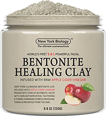 New York Biology Bentonite
