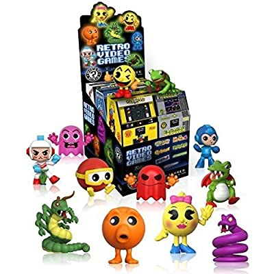 Funko Mystery Mini: Retro Games Series 1 One Toy Figures: Funko Mystery Mini:: Toys & Games