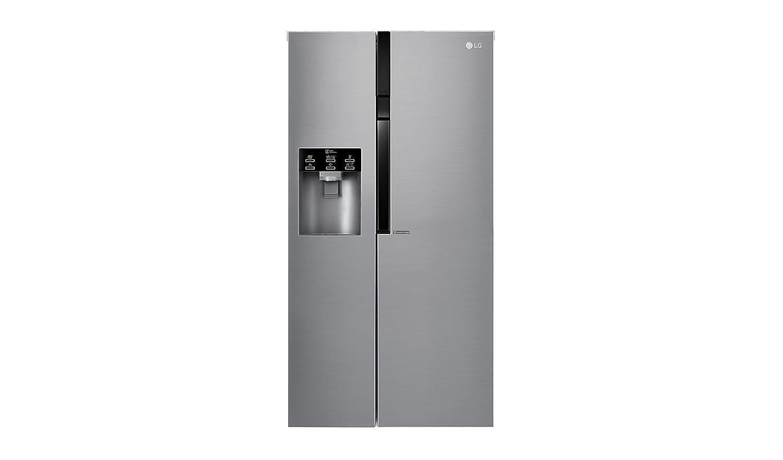 Siemens Kühlschrank Eiswürfelbereiter Bedienungsanleitung : Lg electronics gsl 561 pzuz side by side a 179 cm 375 kwh jahr