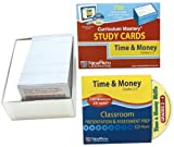 NewPath Learning Time and Money Skills Study Card, Grade 2-4