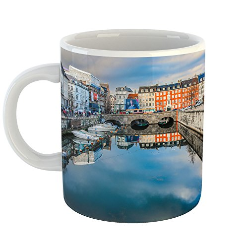 Westlake Art   Canal Water   11Oz Coffee Cup Mug   Modern Picture Photography Artwork Home Office Birthday Gift   11 Ounce  26Ea Cadf2