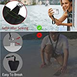 OUTXE Universal Phone Tether Tab, 4 Pack Phone