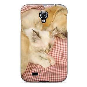 Tough Galaxy VHduX855hgBUL Case Cover/ Case For Galaxy S4(do Not Disturb Pals)