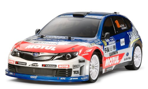 Tamiya 51500 Body Set Subaru Impreza WRX Team Arai