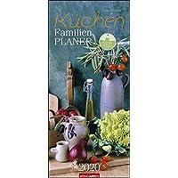 Küche Familienplaner 2020 22x48cm