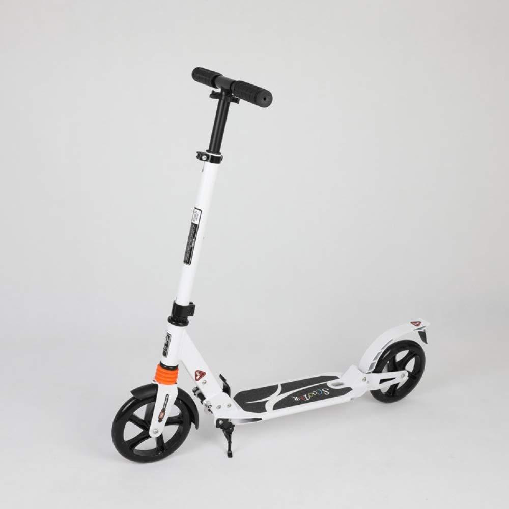 RUIMA Scooter para Adultos, Dos Ruedas Redondas, Grandes ...