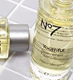 No7 Youthful Replenishing Facial Oil 30Ml