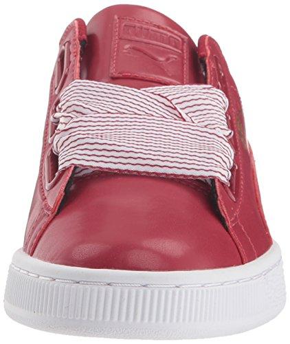 Basket 365198 Dahlia Puma Dahlia Womens PUMA red Red Wn Heart wq67tR