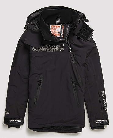 giacca da neve superdry uomo