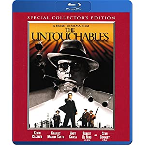 The Untouchables [Blu-ray] (2007) (Special Collector's Edition) (1987)