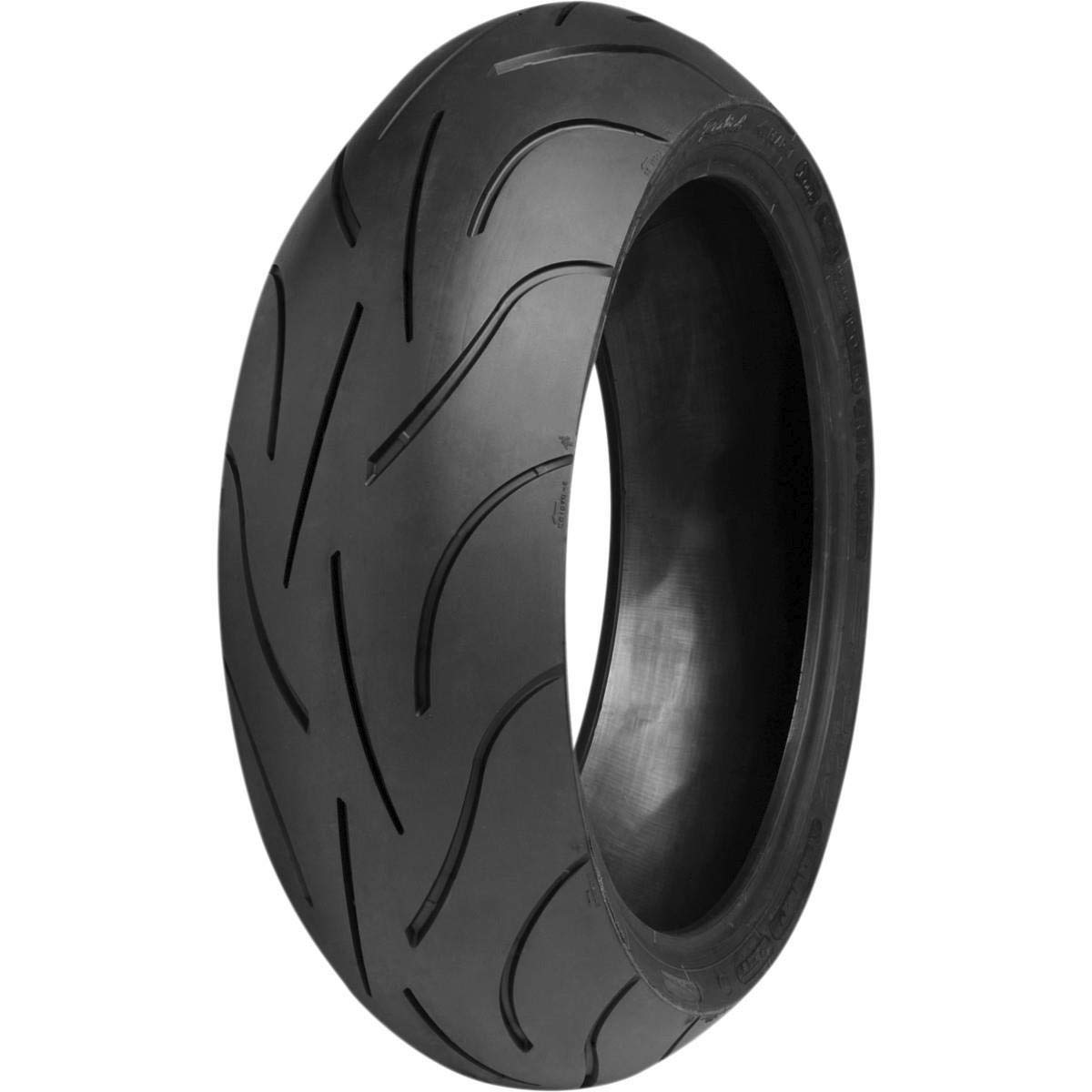 Michelin Pilot Power 2CT Motorcycle Tire Hp/Track Rear 190/55-17 75W 1905517MIPP2CTTL