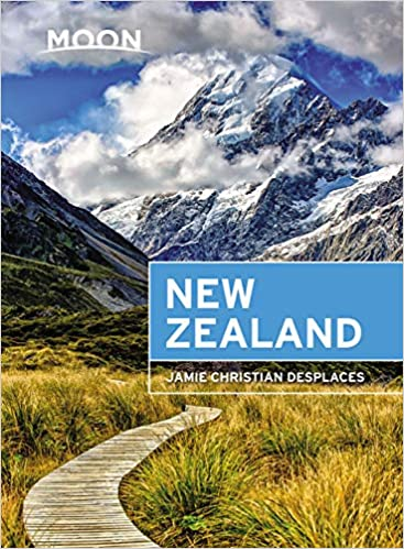 The Moon New Zealand (Travel Guide) by Jamie Christian Desplaces travel product recommended by Kimi Owens on Lifney.