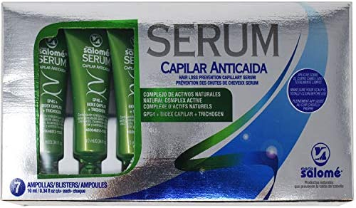 Maria Salome Capilar Anticaida Serum