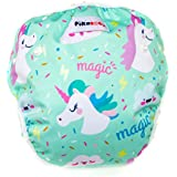 Baby swim diapers - Premium, stylish, Adjustable reusable...