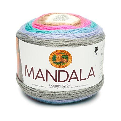 Lion Brand Yarn Mandala-Fairy