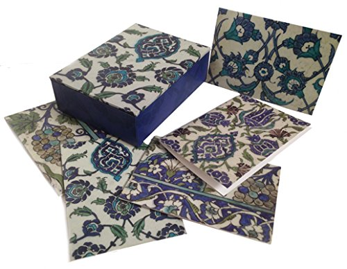 MFA Boston, Damascus Tiles Notecard Box Boston Tile Box