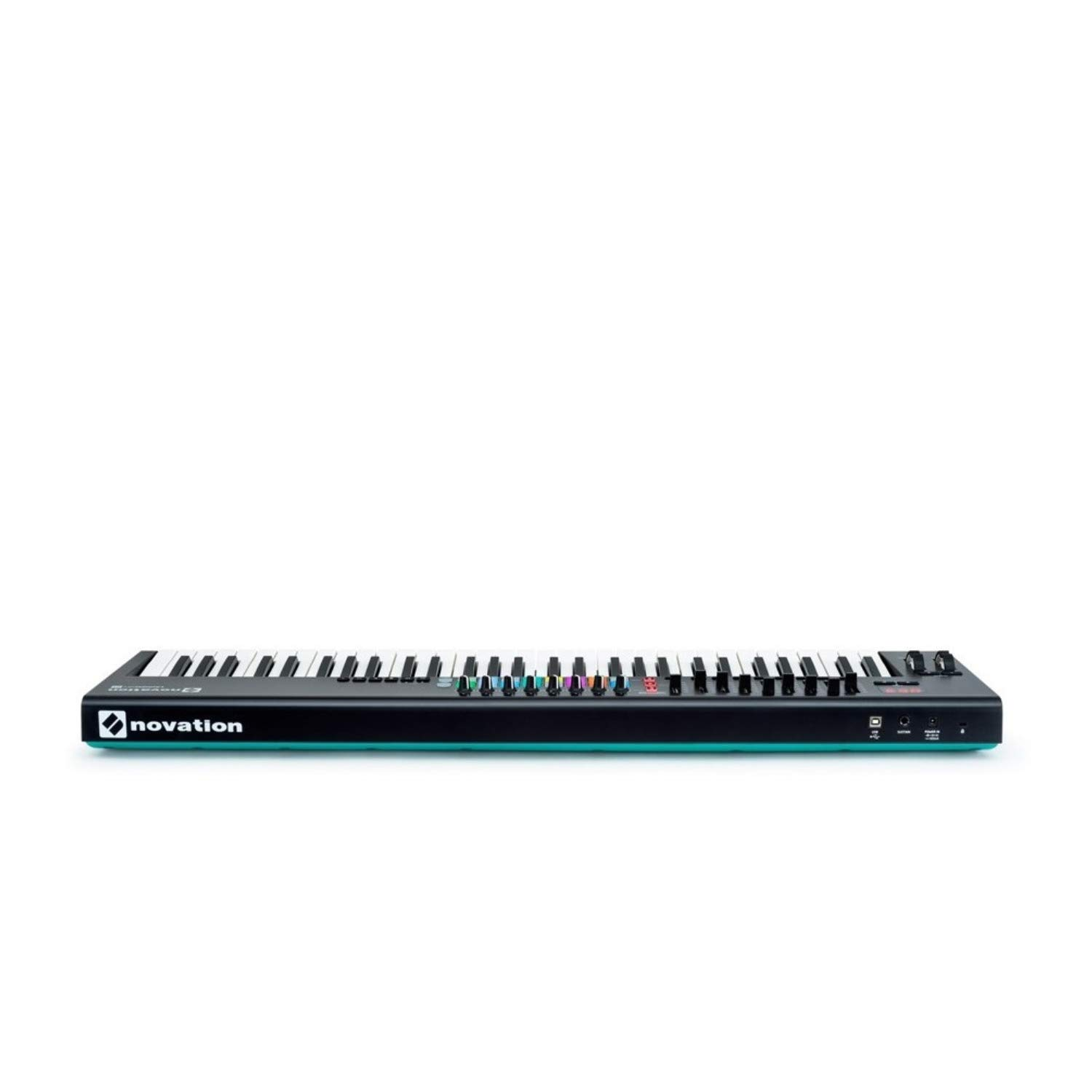 Novation Launchkey 61 MK2 Keyboard Controller with Knox Keyboard Stand and Sustain Pedal by Novation (Image #6)