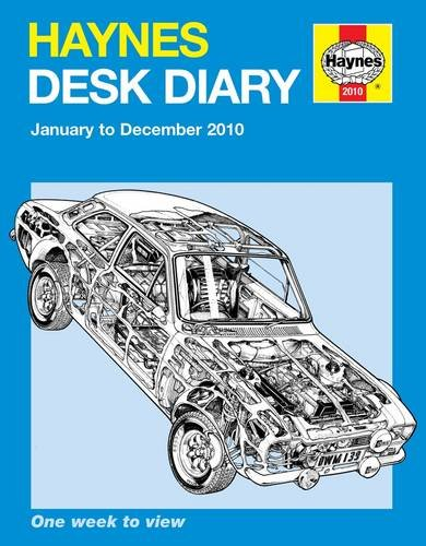 Haynes Desk Diary 2010