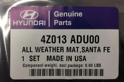 HYUNDAI All Weather MAT-4PC