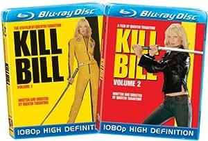 Kill Bill - Volumes 1 & 2 [Blu-ray] (Amazon.com Exclusive)