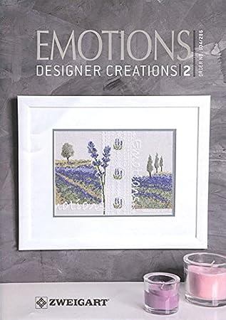 Designer creations 2 Zweigart No 286 Stickidee Emotions