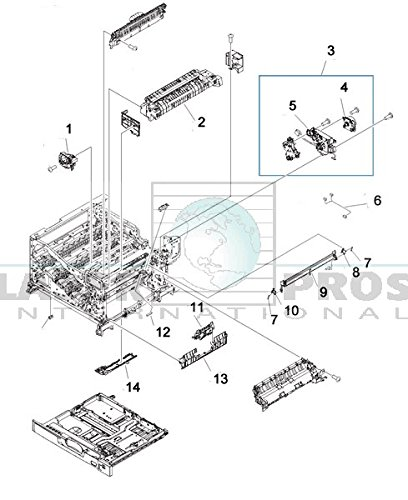 Amazon com: DELL M5P8G Inspiron One 2320 23 LCD Model # (MT230DW03
