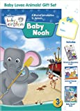 Baby Einstein: Baby Loves Animals Gift Set W/CD Image