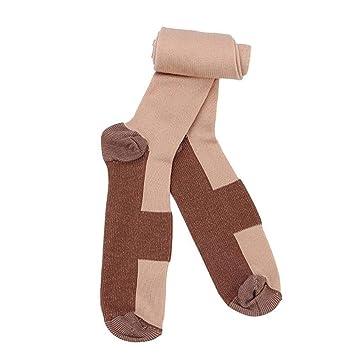 Miracle Copper Compression Socks Unisex Anti-fatigue Compression Socks Foot Pain Relief Soft Magic Socks Men Women Leg Support Underwear & Sleepwears
