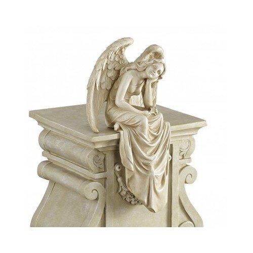 - Resting Angel Statue Garden Decor Home Garden Decor Yard Art