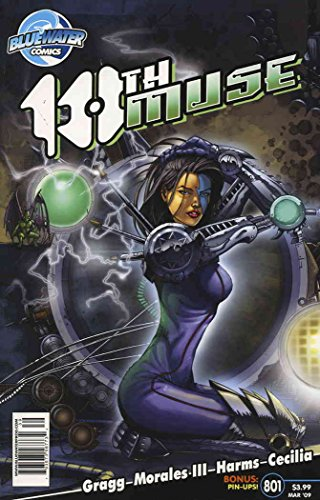 (10th Muse, The (3rd Series) #801 VF/NM ; Bluewater comic book)