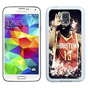 Fashionable And Unique Designed Case For Samsung Galaxy S5 I9600 G900a G900v G900p G900t G900w With Houston Rockets James Harden 4 (2) Phone Case