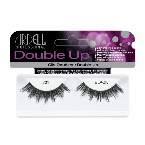Buy ardell 3 pack ardell double up lashes black 201