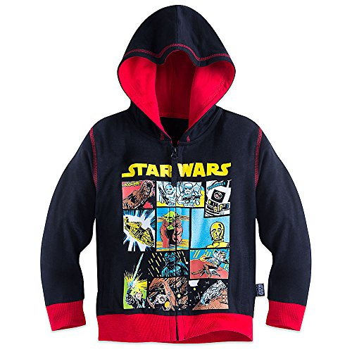 Star Wars Comics Hoodie Black