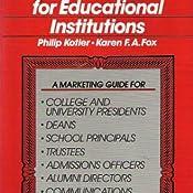 Strategic marketing for educational institutions philip kotler customer image fandeluxe Images